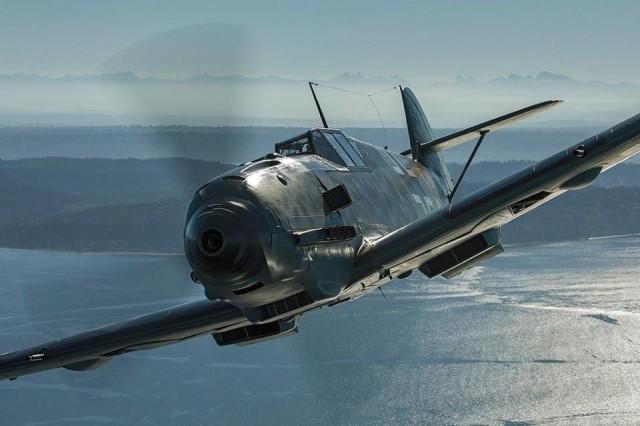 <Bf109 T-2 製作記> かっちょいい