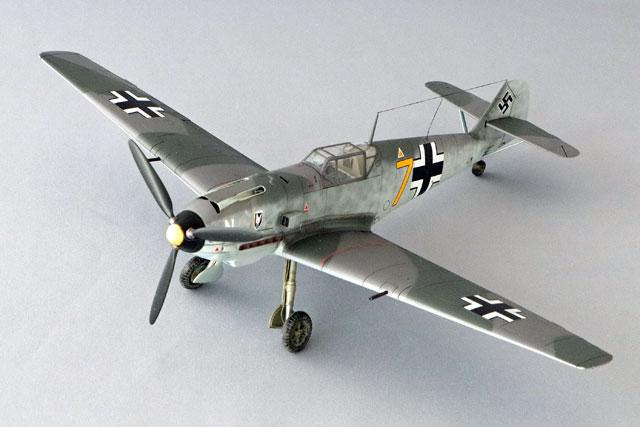 <Bf109 T-2 製作記> 完成(3)