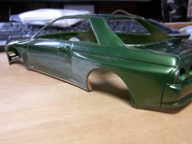 <R32 Skyline 製作記> リベンジ