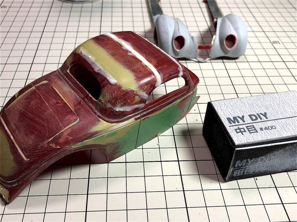 <1936 Ford Coupe 製作記> 10年の時を経て