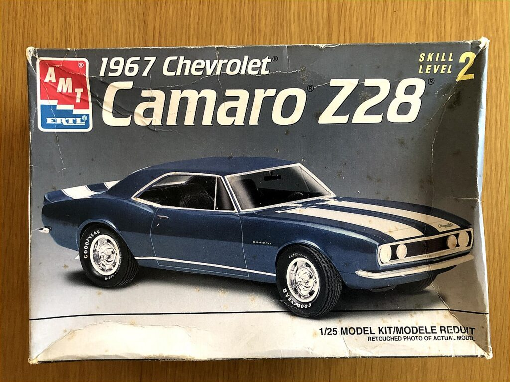 <散財記録> 1967 Camaro